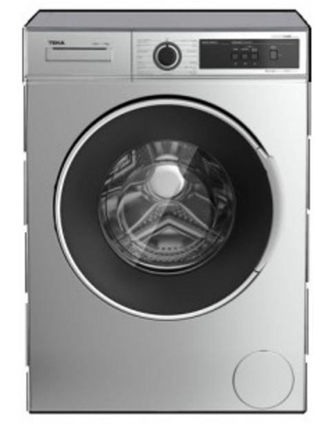 Oferta de Lavadora Teka Wmt40720ss Inox 7kg 1200rpm Display Digital 15 Programas Clase D por 359€