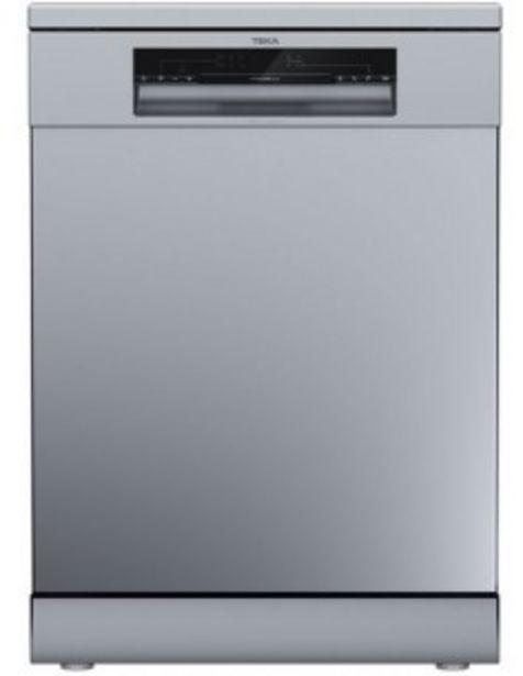 Oferta de Lavavajillas Teka Dfs26650 Ss Inox 60cms Clase Energetica E 13 Cubiertos Programa... por 357€