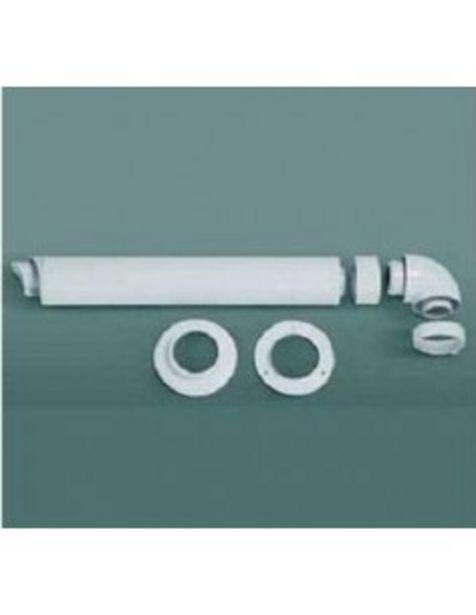 Oferta de Kit Horizontal Para Termo Vaillant Atmomag Plus 80 Diam 0020048395 por 24,49€