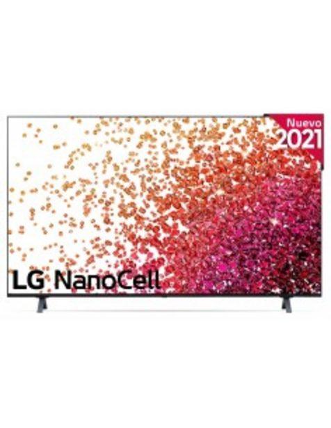 "Oferta de Tv Led Lg 65nano756pa 65""inch"" 164 Cms Uhd 4k Nanocell Hdr10 Pro Smart Tv Webos 6.0... por 946€"