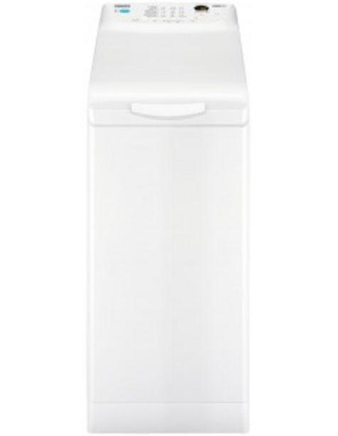Oferta de Lavadora Zanussi Zwq61265ci Carga Superior 6 Kg 1200 Rpm  Display Programa Funcion... por 307€