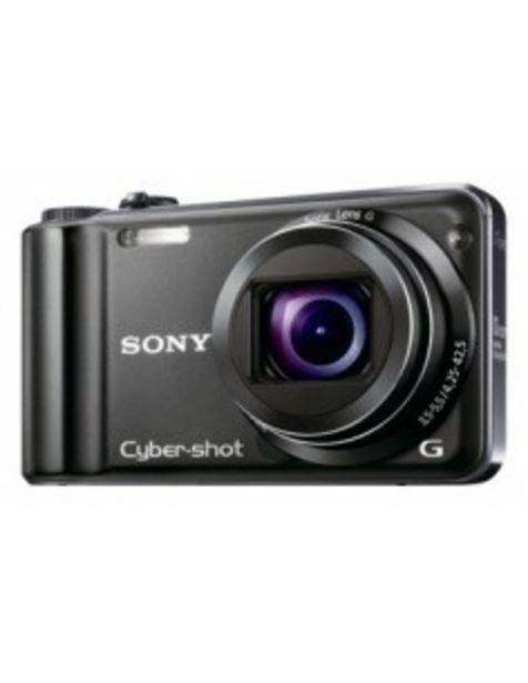 Oferta de Camara Fotos Sony Dschx5vb Cybershot 102m 10x 25mm  Black  Full Hd Gpsbrujula por 205€