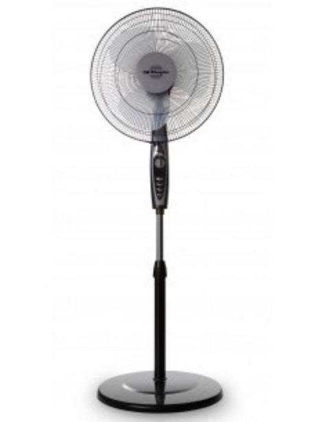 Oferta de Ventilador Orbegozo Sf3347 De Pie 40cms 3 Velocidades 50w 17429 por 28€