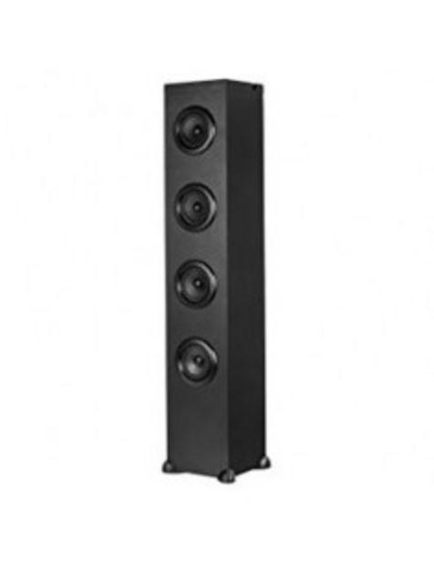 Oferta de Altavoz Elbe Tw200bt Torre De Sonido Bluetooth + Usb 20w por 38€