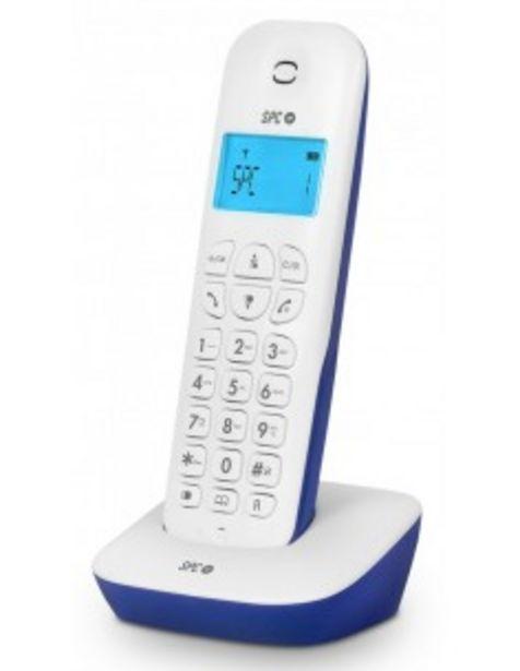 Oferta de Telefono Telecom 7300a Inalambrico por 13€