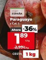 Oferta de Paraguayos por 1,89€