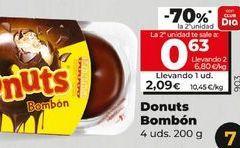 Oferta de Donuts bombon  por 2,09€