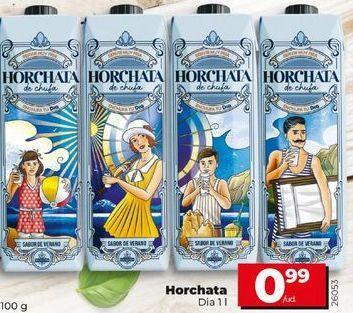 Oferta de Horchata Dia  por 0,99€
