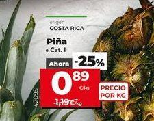 Oferta de Piña por 0,89€