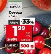 Oferta de Cerezas por 1,99€