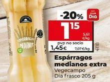 Oferta de Espárragos blancos por 1,15€
