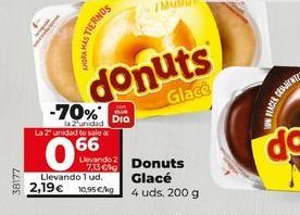Oferta de Donuts glace/Bombón  por 2,19€