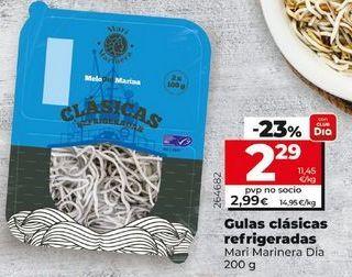 Oferta de Gulas clasicas refrigeradas  por 2,29€