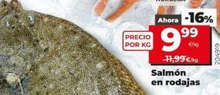 Oferta de Rodajas de salmón por 9,99€