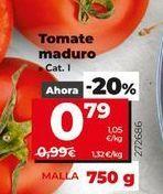 Oferta de Tomates maduro por 0,79€