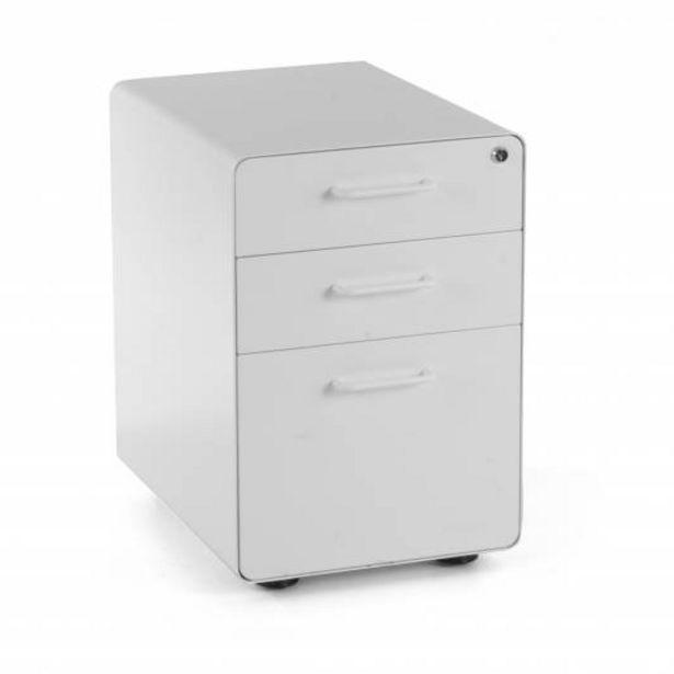 Oferta de Apple Buc cajonera cajón/archivo blanco por 179€