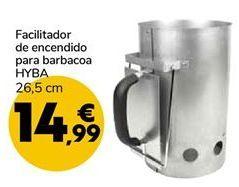 Oferta de Facilitador de encendido para barbacoa HYBA por 14,99€