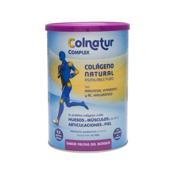Oferta de Colnatur® Complex sabor frutas del bosque 345g por 14,72€