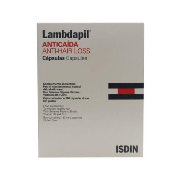 Oferta de Isdin Lambdapil Anticaída 180 Cápsulas  por 39,68€