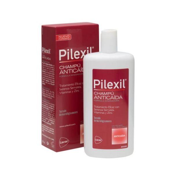 Oferta de Pilexil® champú anticaída 500ml por 12,9€