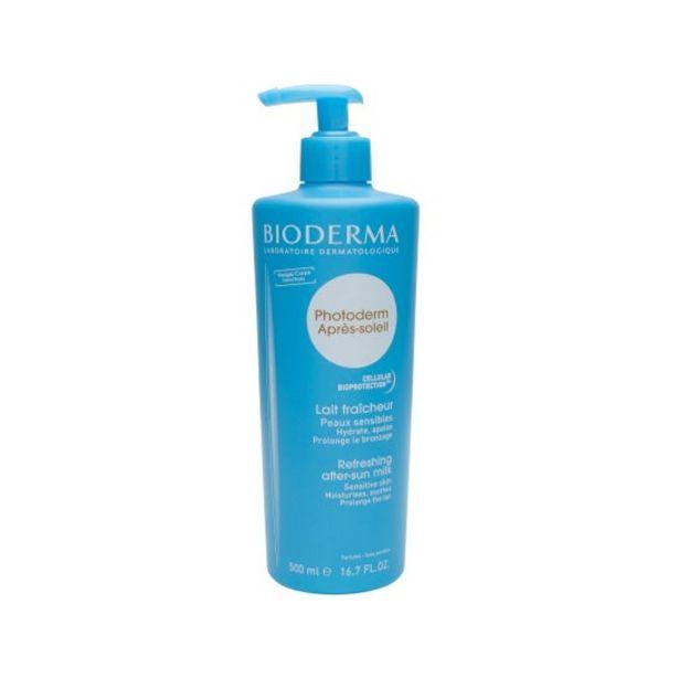 Oferta de Bioderma Photoderm after sun leche refrescante 500ml por 10,94€