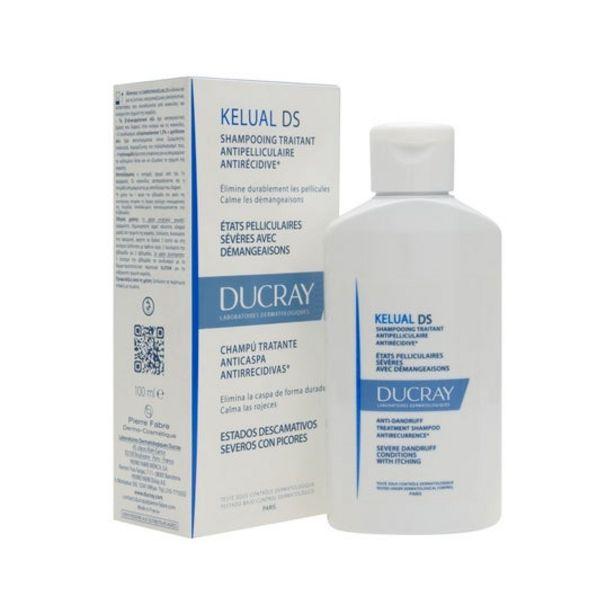 Oferta de Ducray Kelual Ds*Sh.100Ml por 12,95€