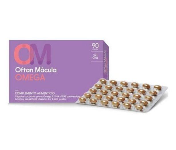 Oferta de Oftan Mácula Omega 90cáps por 32,89€