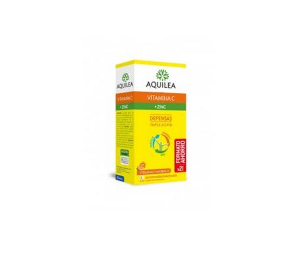 Oferta de Aquilea Vitamina C + Zinc 28Comp Efervescentes por 8,73€