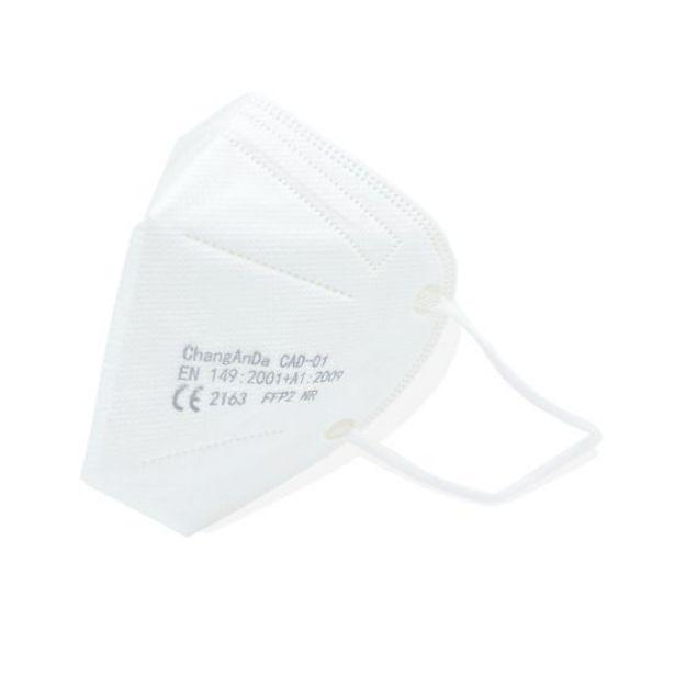 Oferta de Promask mascarilla FFP2 NR Blanco 1ud por 0,4€