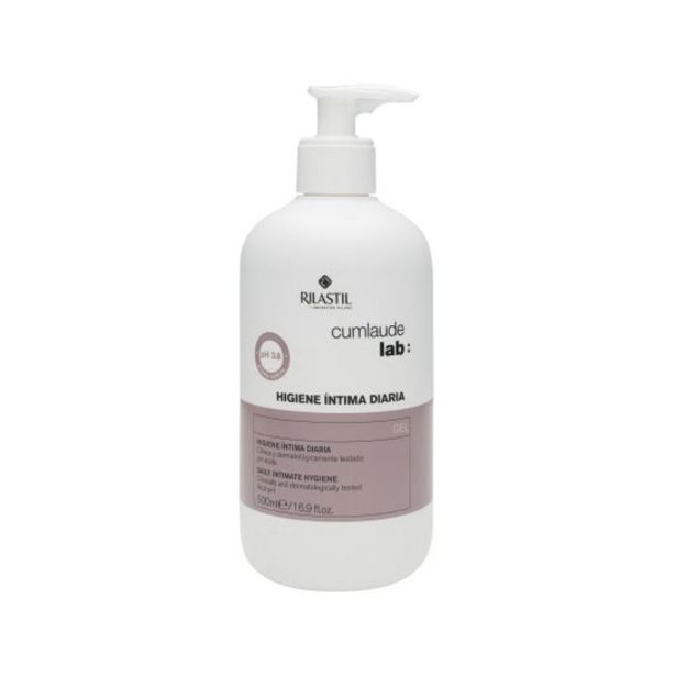 Oferta de Cumlaude gel higiene íntima diaria 500ml por 8,15€
