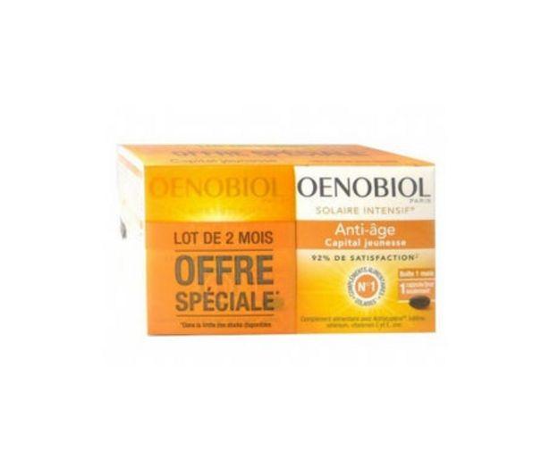 Oferta de Oenobiol Intensive Solar Youth Capital 2X30 Capsulas por 23,73€