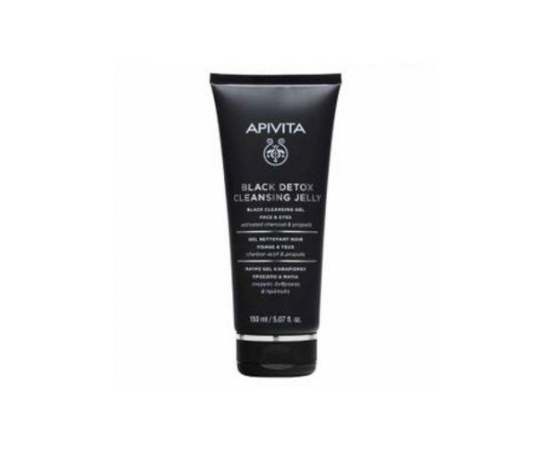 Oferta de Apivita Black Detox Cleansing Jelly 150ml por 6,63€