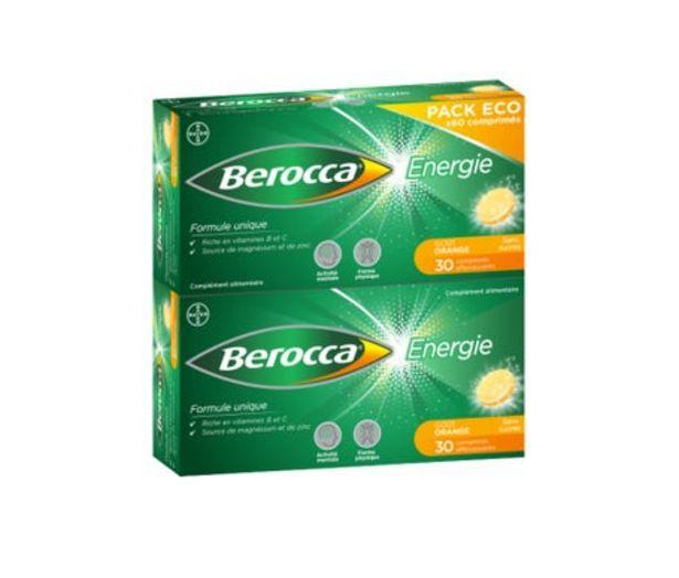 Oferta de Berocca Energy Efervescente 60comp por 16,43€