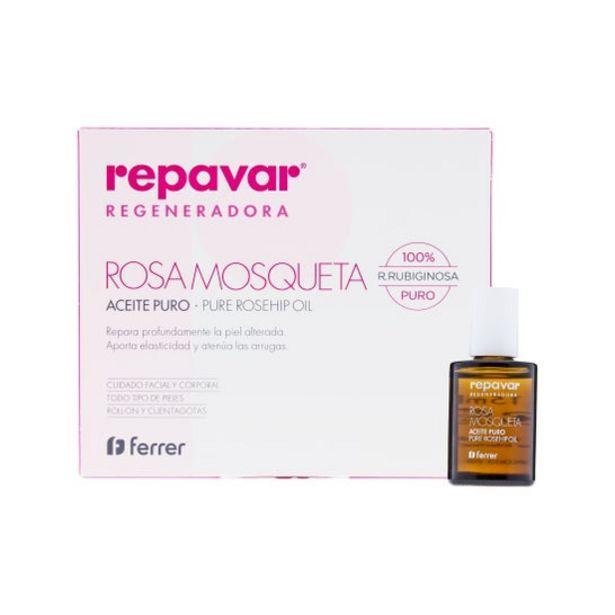 Oferta de Repavar aceite puro de rosa mosqueta 15ml por 9,05€