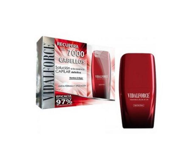 Oferta de Vidalforce fibras cabello aumenta volumen castaño claro 25 g por 31,99€