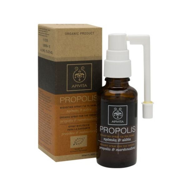 Oferta de Apivita própolis spray 30ml por 8,4€
