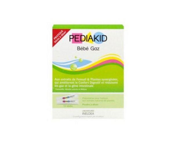 Oferta de Pediakid Bebe Gas Sticks 26,52g por 7,06€