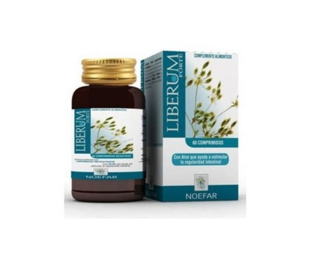 Oferta de Planta Medica Liberum Forte 80 Comp Noefar Verum por 8,75€
