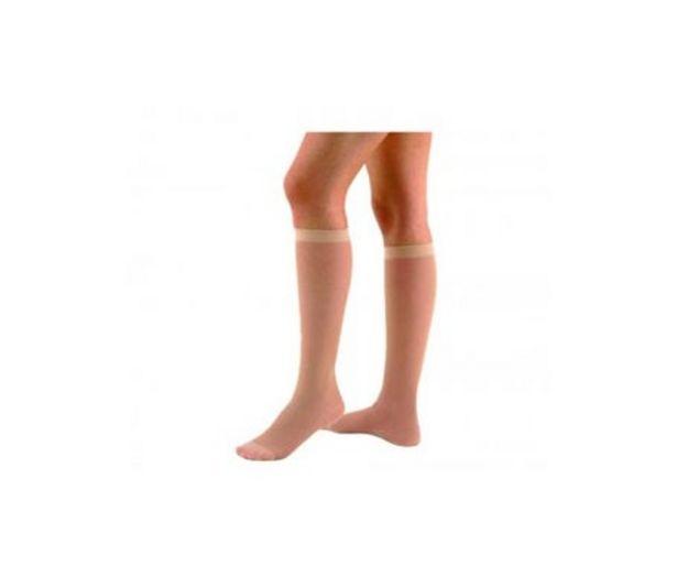 Oferta de Varisan media corta A-D compresión normal beige talla 3 1ud por 9,3€