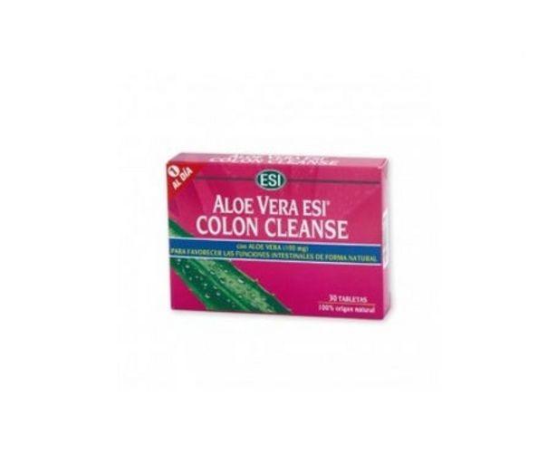 Oferta de ESI Aloe Vera Colon Cleanse 30cáps por 9,08€