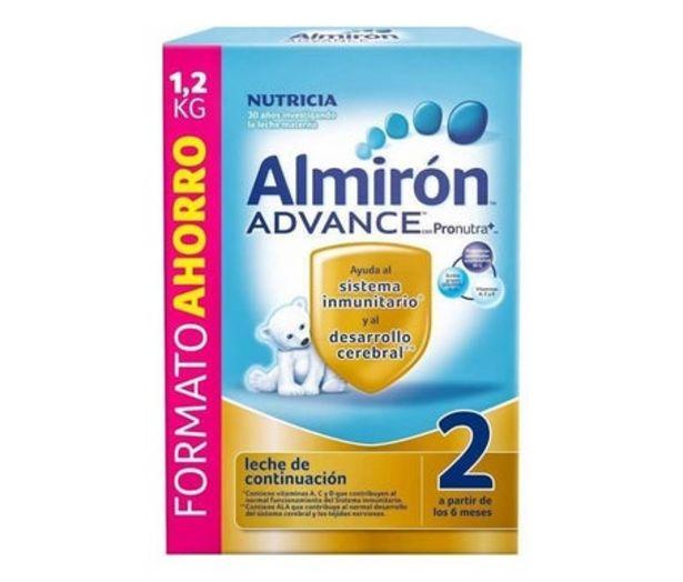 Oferta de Almirón Advance Pronutra 2 1200g por 19,9€