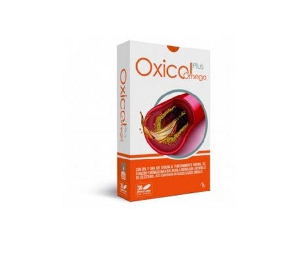 Oferta de Oxicol Plus Omega 30Cáps por 20,19€