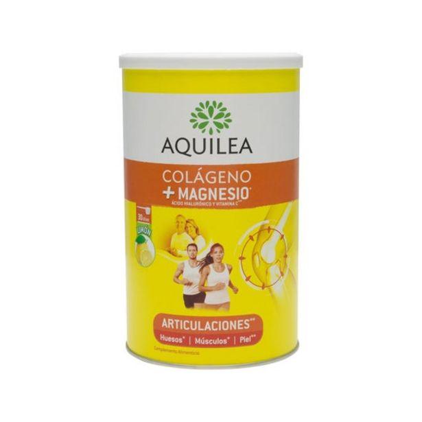 Oferta de Aquilea Artinova colágeno + magnesio 375g por 14,77€