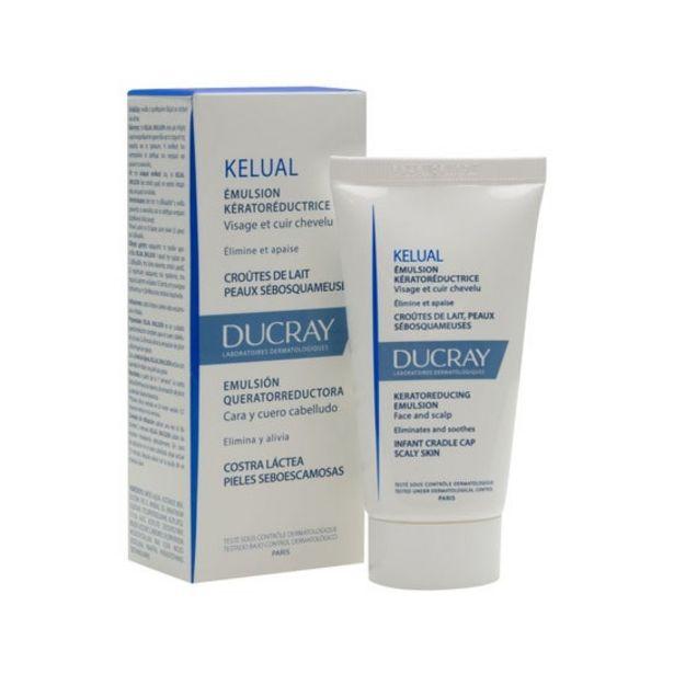 Oferta de Ducray Kelual Emulsión 50ml por 14,95€