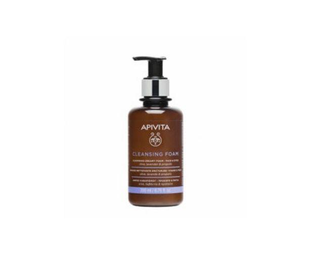 Oferta de Apivita Cleansing Foam 200ml por 9,96€