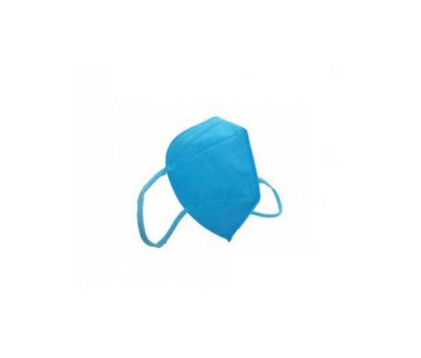 Oferta de Changanda Mascarilla FFP2 Azul Claro 1ud por 0,65€