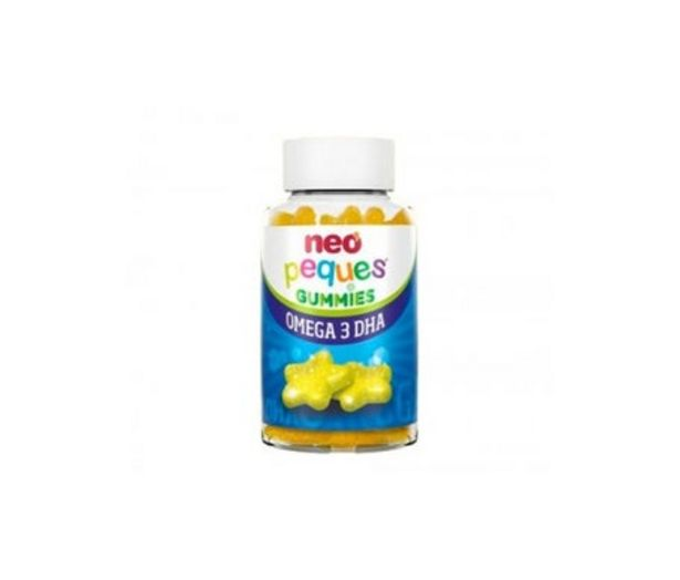 Oferta de Neo Peques Gummies Omega 3 Dha 30 Gummies por 8,49€