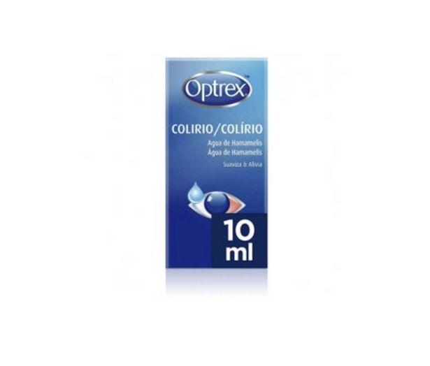 Oferta de Optrex Colirio agua de hamamelis 10ml por 6,95€