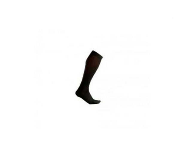 Oferta de Varisan calcetín compresión extra ligera negro talla 3 1ud por 6,18€