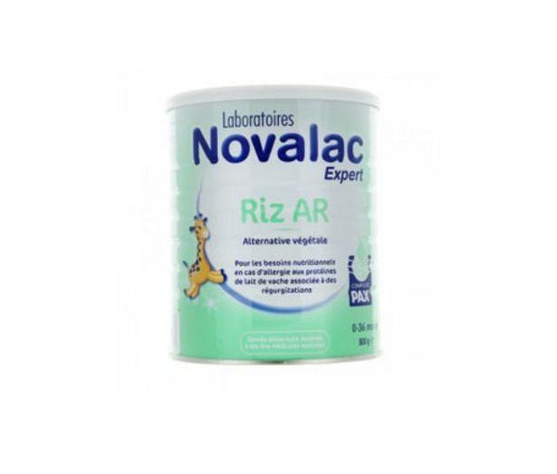 Oferta de Novalac Arroz AR 800g por 29,79€